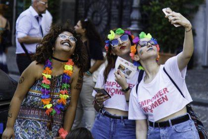 Gay Pride 2017 - Piazza Municipio - Napoli.