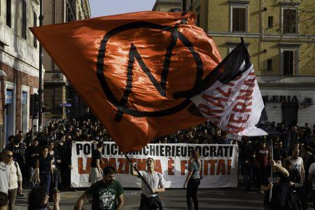 ROMA – MANIFESTAZIONE EUROSTOP