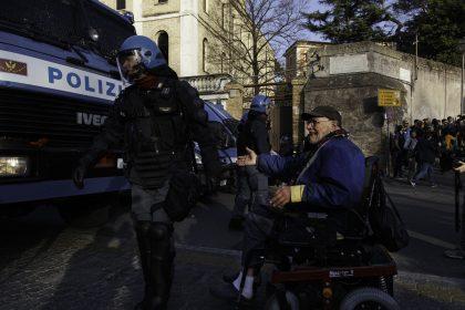 EuroStop - Manifestazione di protesta - Roma.