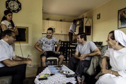 Famiglia Jaku - Periferia Scutari - Albania.