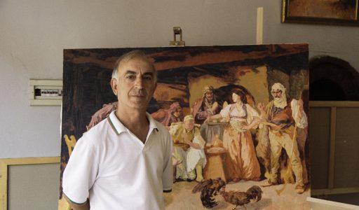 BEHIND THE SCENES – ALBANIA – PJERIN PRENDI