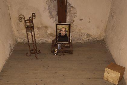 Cella di Zef Pllumi - Prigione di Shkoder - Scutari - Albania