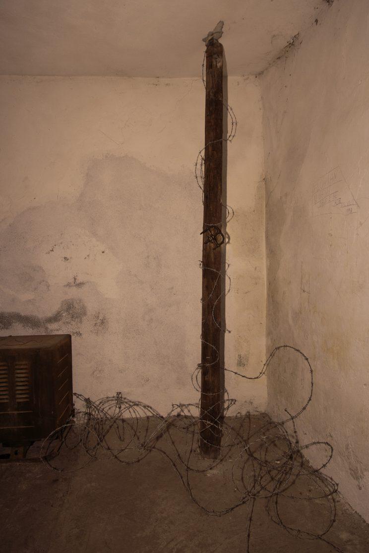 Prigione di Shkoder - Scutari - Albania