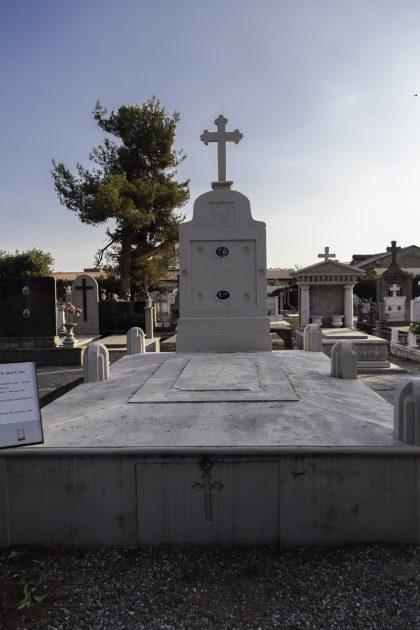 Tomba della famiglia Marubi - Cimitero di Scutari - Albania