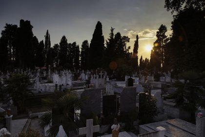 Cimitero Cattolico di Scutari - Scutari - Albania.