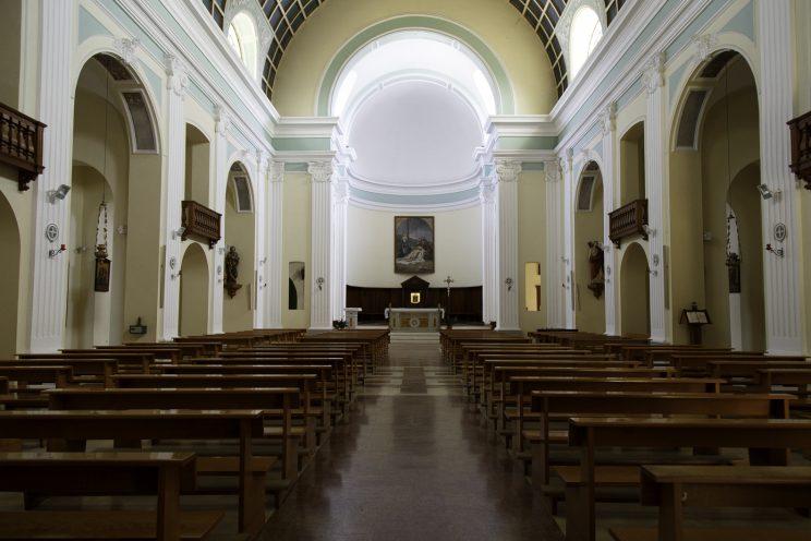 Chiesa Francescana - Scutari - Albania. La chiesa Francescana viene trasformata nel 1945 in Teatro.