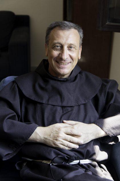 Fra Vincenzo Focà - Convento Francescano dell'ordine dei frati minori - Scutari - Albania.