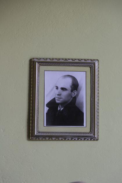 Gjovalin Zezaj - Scutari - Albania. Gjovalin da giovane.