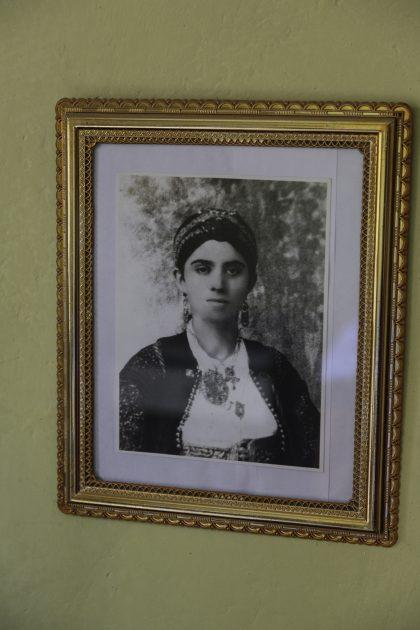 Gjovalin Zezaj - Scutari - Albania. La Mamma di Gjovalin.