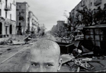 JAMES NACHTWEY – WAR PHOTOGRAPHER