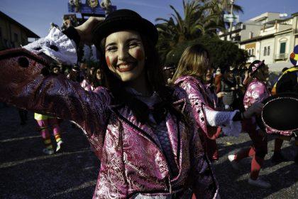 Carnevale di Viareggio 2018.