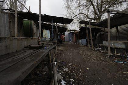 Distretto Octyabrsky - Donetsk - Repubblica Popolare di Donetsk - 2018.