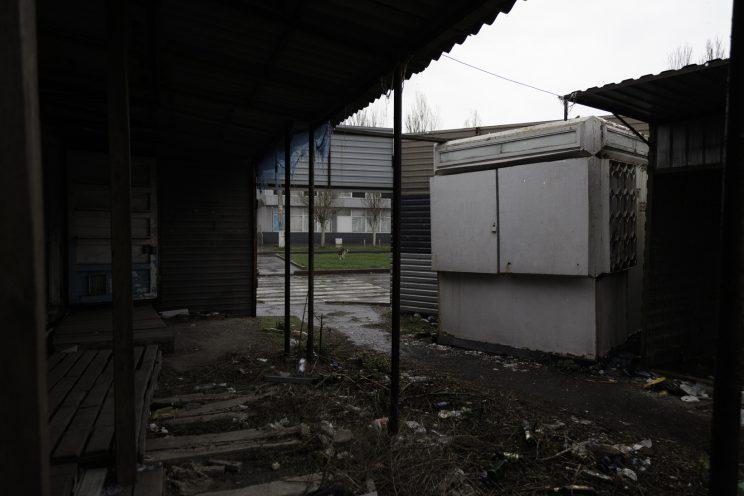 Distretto Octyabrsky - Donetsk - Repubblica Popolare di Donetsk (Ex Ucraina - Donbass) - 2018.