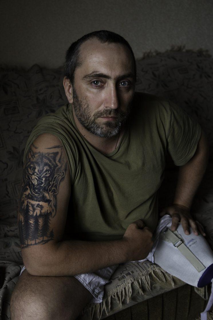 Sergej Semernin - Makiivka - Repubblica popolare di Donetsk (Ex Ucraina - Donbass) - 2018.