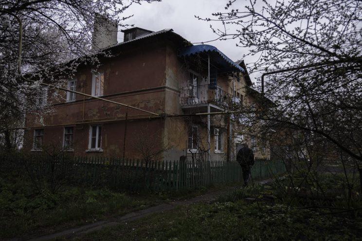 La Casa di Sergej Semernin - Makiivka - Repubblica popolare di Donetsk - 2018.