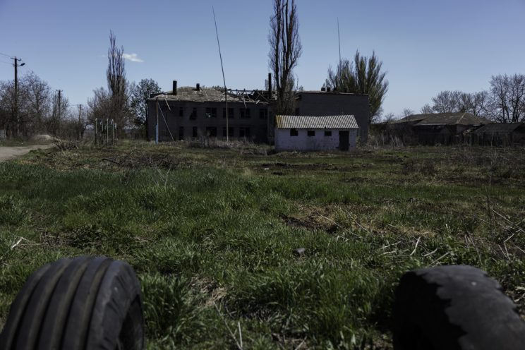 Kominternove - Repubblica popolare di Donetsk - 2018.