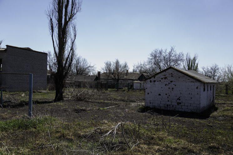 L'Asilo di Kominternove - Repubblica Popolare di Donetsk - 2018.