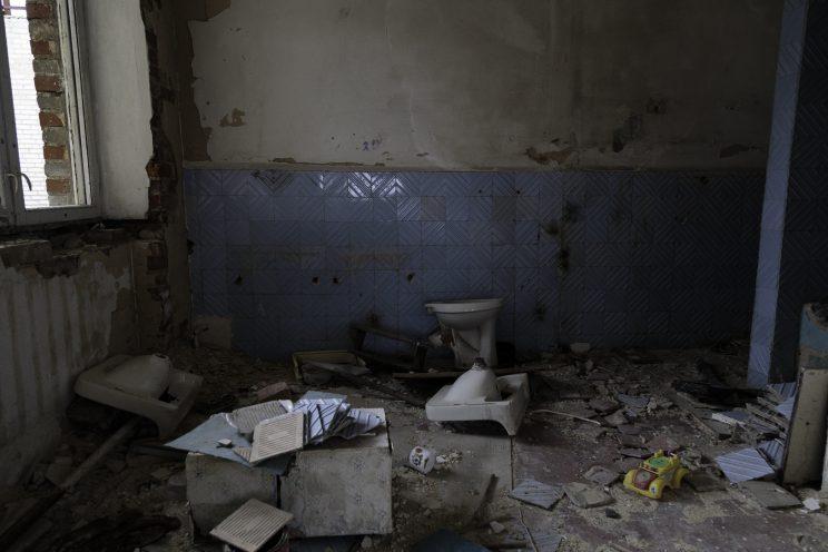 L'Asilo di Stepanivka - Repubblica Popolare di Donetsk (Ex Ucraina - Donbass).